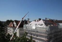 coibentazione e rifacimento tetti