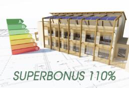 superbonus 110% Modena e provincia su edifici con più cellule catastali